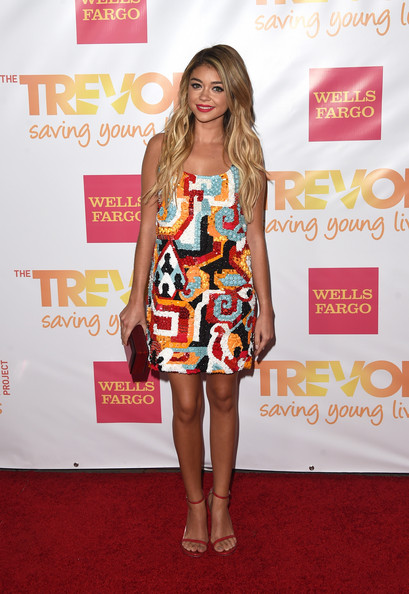 'TrevorLIVE LA' Event in LA — Part 4 [clothing,carpet,red carpet,fashion,dress,fashion model,premiere,footwear,flooring,long hair,robert greenblatt,sarah hyland,skylar kergil for the trevor project - arrivals,skylar kergil,trevorlive la,the trevor project,hollywood palladium,california,los angeles,yahoo]