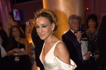 Sarah Jessica Parker 74th Annual Golden Globe Awards - Cocktail Reception