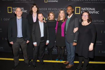 Sarah McBride National Geographic Gender Revolution: A Journey With Katie Couric DC Event