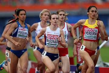 Sarah McDonald 23rd European Athletics Championships - Day Three
