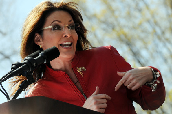 "Sarah Palin ""Of Course I'd Give it a Shot"""