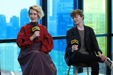 Sarah Paulson Oakes Fegley IMDb At Toronto 2019 Presented By Intuit: QuickBooks Canada, Day 1