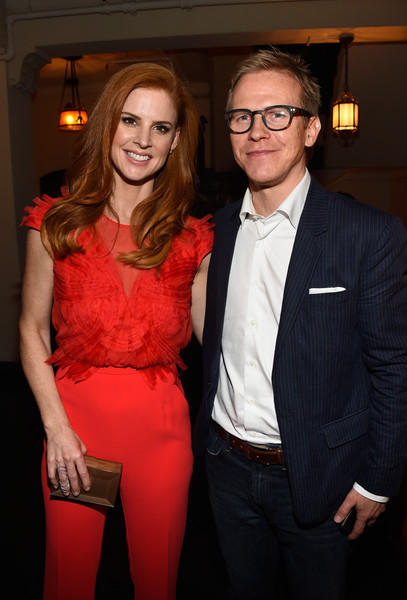Sarah Rafferty and santtu seppala