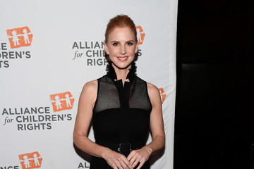 Sarah Rafferty The Alliance For Children's Rights 26th Annual Dinner - Red Carpet