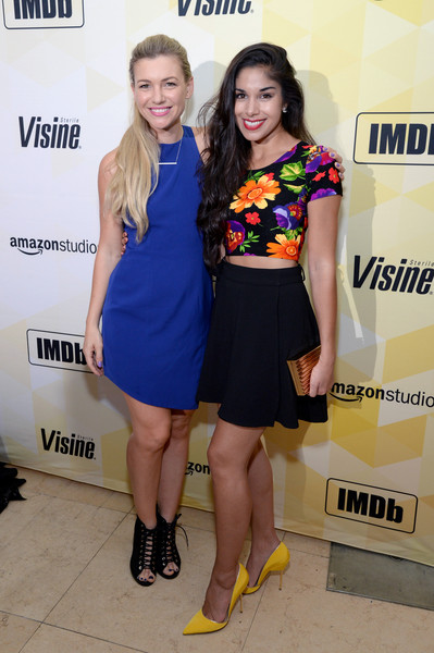 Sarah roberts photos photos imdbs 25th anniversary party co imdbs 25th anniversary party co hosted by amazon studios presented by visine thecheapjerseys Choice Image