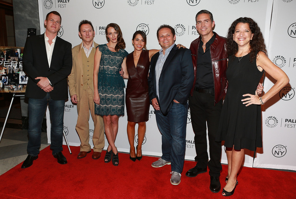 Person Of Interest 2013 Paleyfest Made In New York Imagens