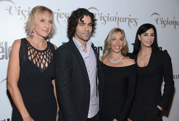 """Conde Nast Traveler Celebrates """"The Visionaries"""" And 25 Years Of Truth In Travel - Red Carpet"""