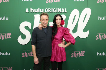 "Sarah Sophie Flicker Hulu's ""Shrill"" New York Premiere"