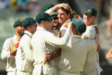 Sarfraz Ahmed Australia v Pakistan - 2nd Test: Day 5