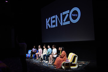 Sasha Frolova The Premiere Of 'The Everything,' A Film By Humberto Leon For KENZO