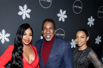 """Sashani Nichole The Stars of """"It's a Wonderful Lifetime"""" Celebrate the Season at First Holiday Party of the Year"""