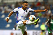 Fabio Quagliarella of UC Sampdoria controls the ball during the Serie A match between US Sassuolo and UC Sampdoria at Mapei Stadium - Citta del Tricolore on September 1, 2019 in Reggio nell'Emilia, Italy