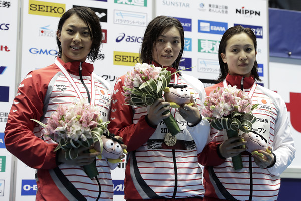 Swimming Japan Open - Day 1
