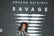 Halima Aden attends Savage X Fenty Show Presented By Amazon Prime Video - Arrivals at Barclays Center on September 10, 2019 in Brooklyn, New York.