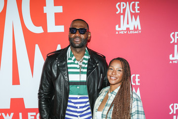 Savannah Brinson Space Jam: A New Legacy Party In The Park After Dark