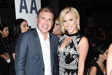 Savannah Chrisley Nicole Miller - Front Row - September 2016 - New York Fashion Week: The Shows