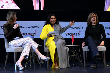 Savannah Guthrie 2018 Glamour Women Of The Year Summit:  Women Rise