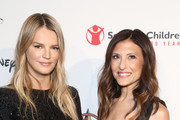 (L-R) Kelly Sawyer Patricof and Norah Weinstein attends Save The Children's Centennial Celebration: Once in a Lifetime at The Beverly Hilton Hotel on October 02, 2019 in Beverly Hills, California.