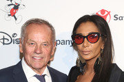 Wolfgang Puck and Gelila Assefa Photos Photo