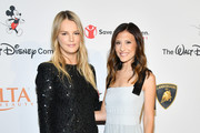 "Kelly Sawyer Patricof and Norah Weinstein attend Save the Children's ""Centennial Celebration: Once In A Lifetime"" Presented By The Walt Disney Company at The Beverly Hilton Hotel on October 02, 2019 in Beverly Hills, California."