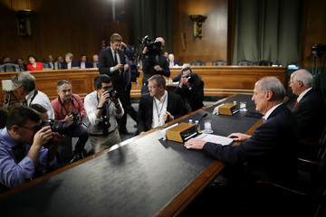 Saxby Chambliss Confirmation Hearing Held for Dan Coats to Be Director of Nat'l Intelligence