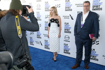 Scarlett Johansson 2020 Film Independent Spirit Awards  - Arrivals