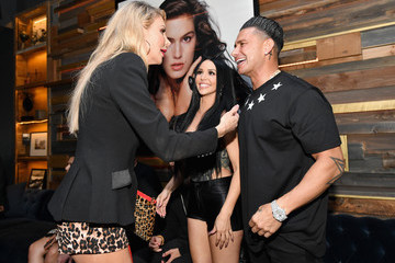 Scheana Shay WE TV Celebrates The Premiere Of 'Marriage Boot Camp Reality Stars'