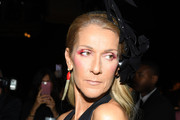 Celine Dion attends the Schiaparelli Haute Couture Fall/Winter 2019 2020 show as part of Paris Fashion Week on July 01, 2019 in Paris, France.