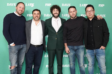 """Scooter Braun Premiere Of FXX's """"Dave"""" - Arrivals"""