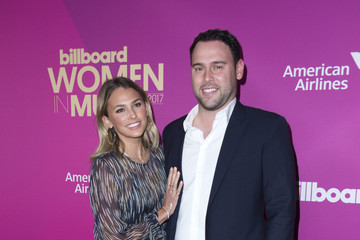 Scooter Braun Billboard Women In Music 2017 - Arrivals