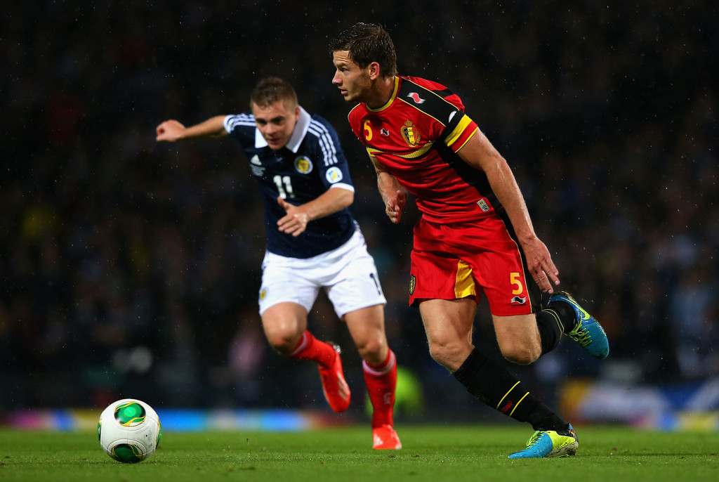 scotland v belgium - photo #1