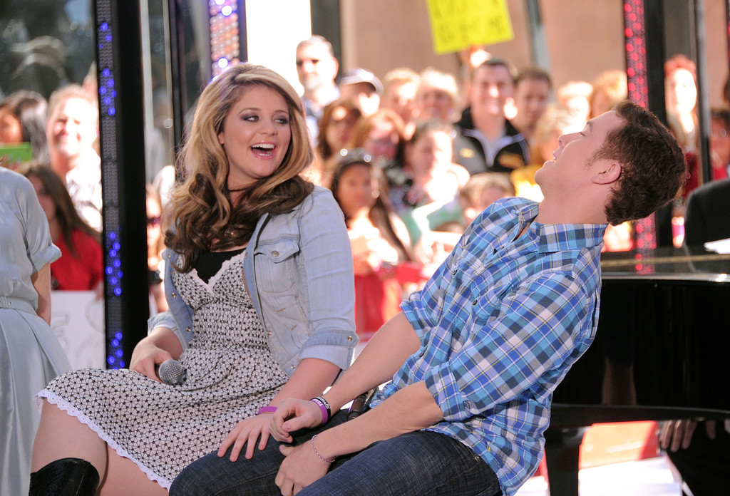 Scotty mccreery and lauren alaina are they hookup