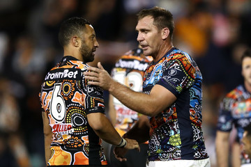 Scott Bolton NRL Rd 10 - Tigers vs. Cowboys