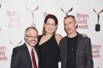 Scott Brown 71st Annual Writers Guild Awards - New York Ceremony - Arrivals