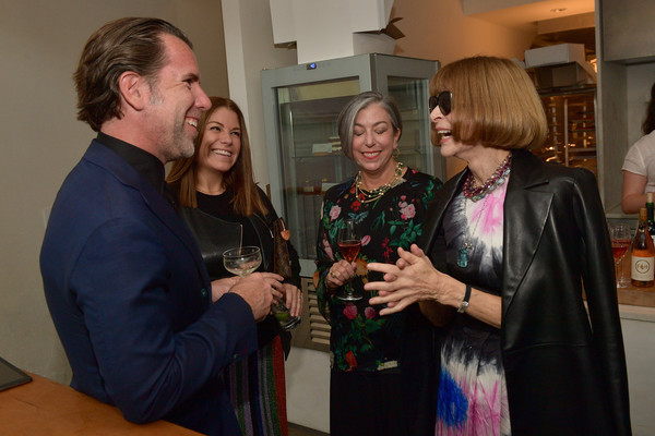 VIP Dinner For WIRED's 25th Anniversary, Hosted By Nicholas Thompson And Anna Wintour