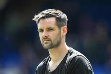 Scott Dann Crystal Palace v Hull City - Premier League
