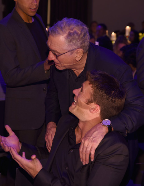 IWC Schaffhausen Fourth Annual 'For the Love of Cinema' Gala During The Tribeca Film Festival 2016 - Inside