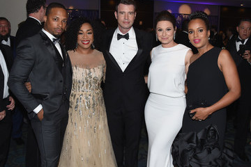 Scott Foley Yahoo News/ABC News White House Correspondents' Dinner Pre-Party