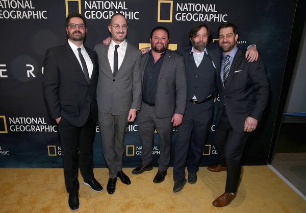National Geographic 'One Strange Rock' World Premiere