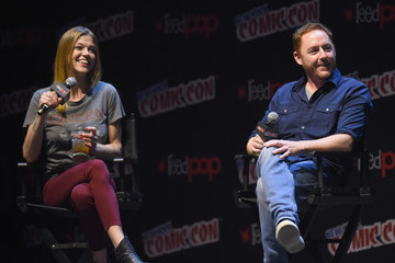 Scott Grimes 2017 New York Comic Con - Day 2