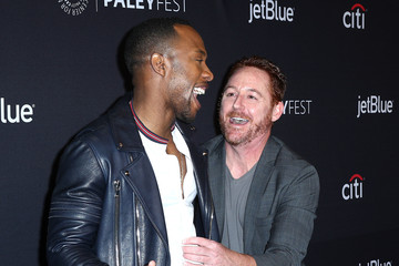 Scott Grimes The Paley Center For Media's 35th Annual PaleyFest Los Angeles - 'The Orville' - Arrivals