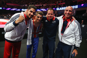 Scott Hann 2015 World Artistic Gymnastics Championships - Day Nine
