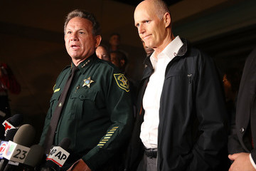 Scott Israel Shooting at High School in Parkland, Florida Injures Multiple People