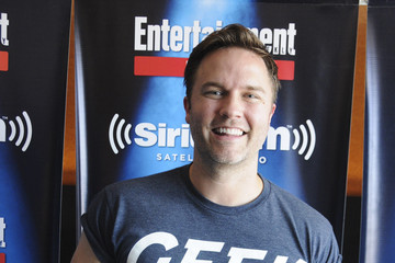 Scott Porter SiriusXM's Entertainment Weekly Radio Channel Broadcasts from Comic-Con 2015