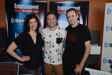 Scott Porter SiriusXM's Entertainment Weekly Radio Channel Broadcasts From Comic-Con 2014