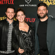 Scott Ratner Premiere Party For The OBB Pictures And Netflix Original Series 'Historical Roasts' Featuring Jeff Ross
