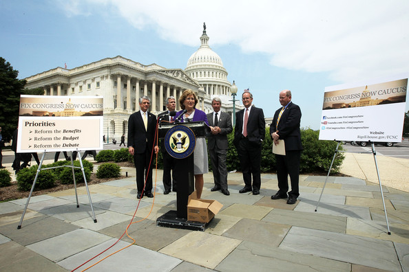 House Reps. Rigell, Ribble, Schrader, And Cooper Discuss The Fix Congress Now Caucus Bill []