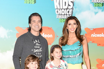 Scott Stapp Nickelodeon's 2016 Kids' Choice Awards - Arrivals