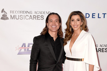 Scott Stapp 2019 MusiCares Person Of The Year Honoring Dolly Parton - Arrivals