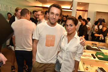 Scott Sternberg Band Of Outsiders Soho Store Opening